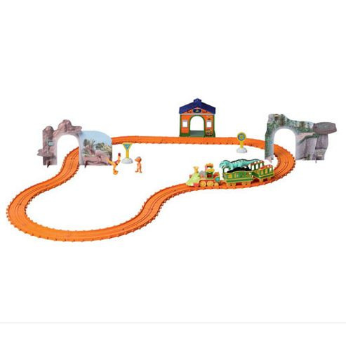 Dinosaur Train Motorised Adventure Train Set