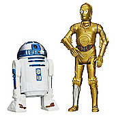 Star Wars Mission Series - R2-D2 and C3PO Figures