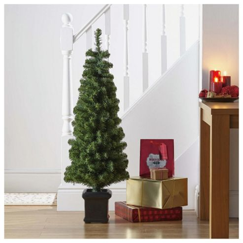 Tesco 4ft Topiary Christmas Tree