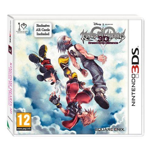 Kingdom Hearts - Dream Drop Distance