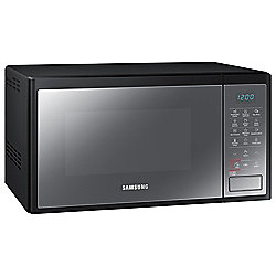 Samsung MS23J5133AM Solo Microwave,  23 L -  Black