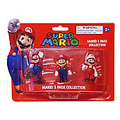 Super Mario Mario 3 Pack Collection