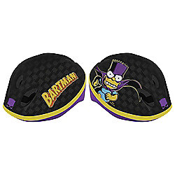 Simpsons Bartman Kids' Cycle Helmet