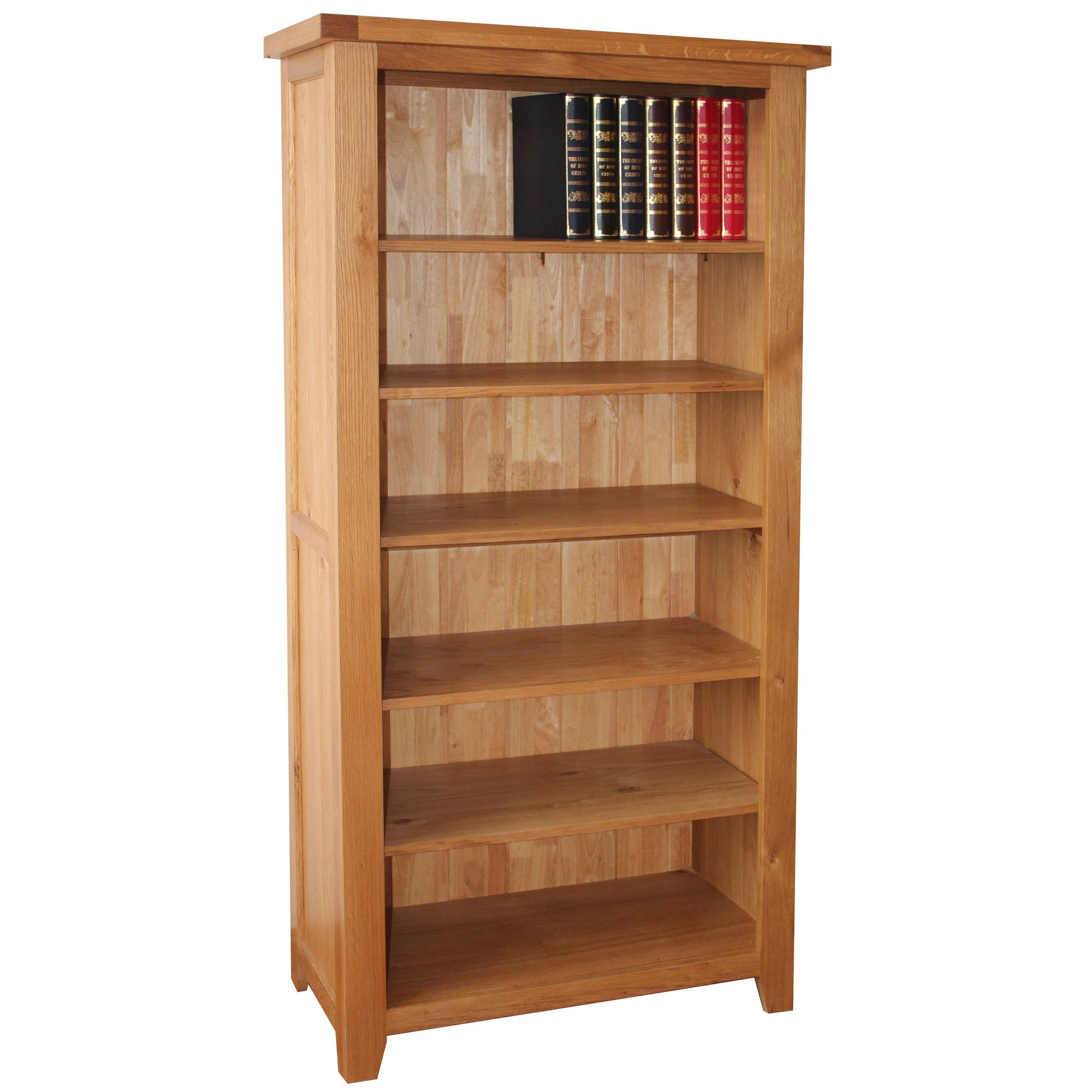 Elements Venice Tall Bookcase at Tesco Direct