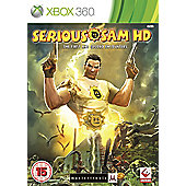 Serious Sam Hd - 1St & 2Nd Encounter