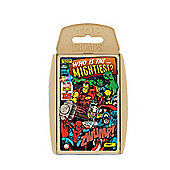 "Top Trumps - Marvel Comics ""Who is the Mightiest"""
