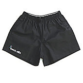 Rugbeian Short - Black