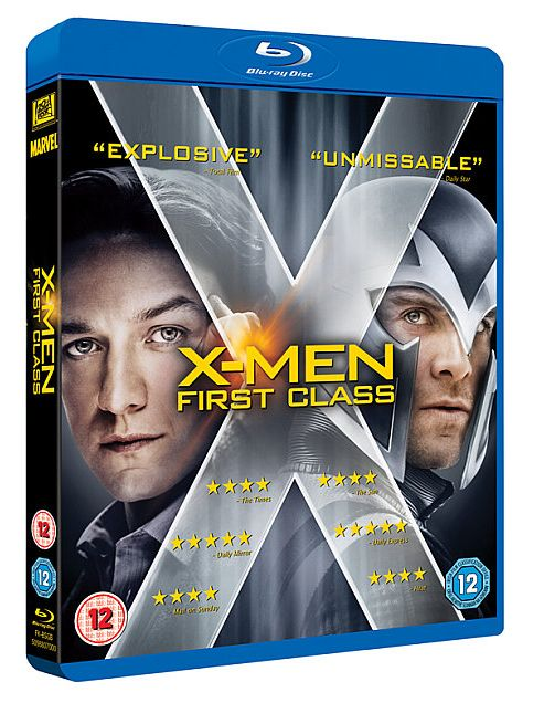 X-Men - First Class (Blu-Ray)