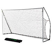 QuickPlay Kickster Academy Ultra-Portable Football Goal,12ft x 6ft