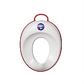 BabyBjorn Toilet Trainer Seat (Snow White/Bright Red)