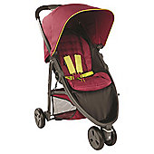 Graco Evo Mini Stroller (Very Berry)
