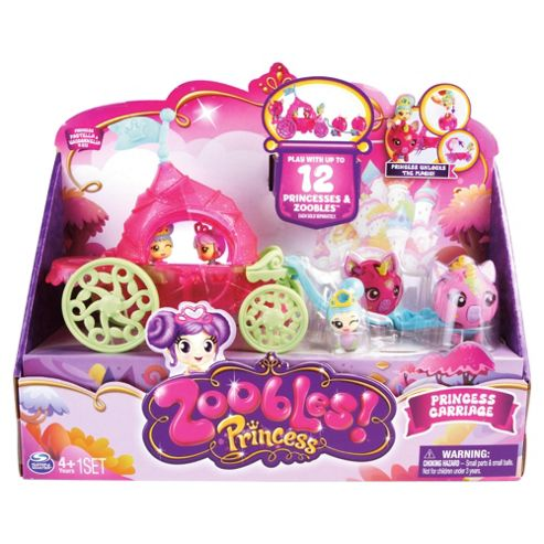 Zooble Princess Carriage