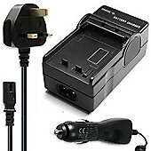 Maxram Compatible Battery Charger for Nikon Coolpix S9.