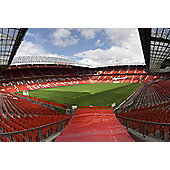 Family of Four Tour of Manchester United