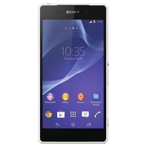 Sony Xperia™ Z2 White