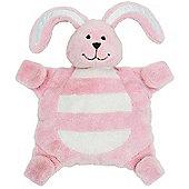 Sleepytot Bunny Baby Comforter (Small, Pink)