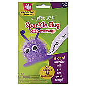 Sparkle Hugs Kit Makes 4