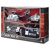 Fuel Line Deluxe Police Set