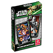 Star Wars The Clone Wars Match Game