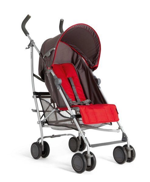 Mamas & Papas - Kato Buggy - Red & Taupe