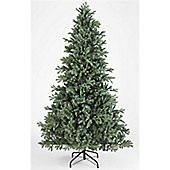 7ft 6in Eastern Spruce Blue PE Tree with 3922 Tips