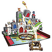 World Of Warrior Battle Fortress Playset