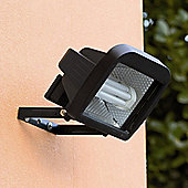 Faro Cedro Outdoor Projector in Black