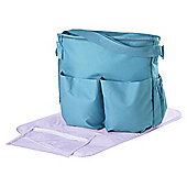Claire de Lune Showersnugg Changing Bag Teal
