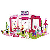 Mega Bloks Barbie Build'n Style Petshop