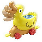 Peppa Pig Theme Park Duck Vehicle with Peppa
