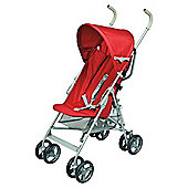 Red Kite Baby Push Me 2U Pushchair, Ruby