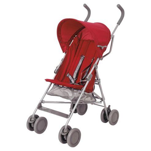 Red Kite Baby Push Me 2U Buggy, Ruby