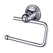 Haceka Allure Toilet Roll Holder in Chrome