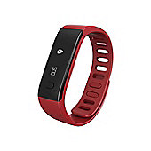 MyKronoz ZeFit Bluetooth Activity Tracker Smart Watch (Red)