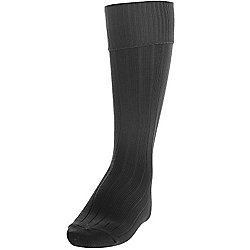 Precision Training Plain Football Socks Mens Black