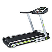 Bodymax T80HR Folding Treadmill