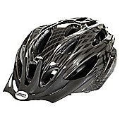 Cyclepro by Raleigh Mission Cycle Helmet 58-61cm Black