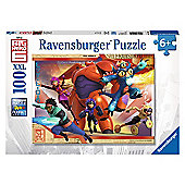 Disney Big Hero 6, XXL100 Puzzle
