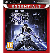 Star Wars Force Unleashed 2 PS3