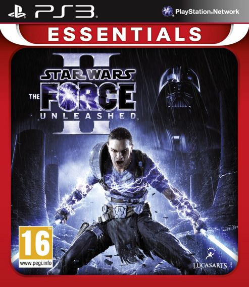 Star Wars Force Unleashed 2 (PS3)