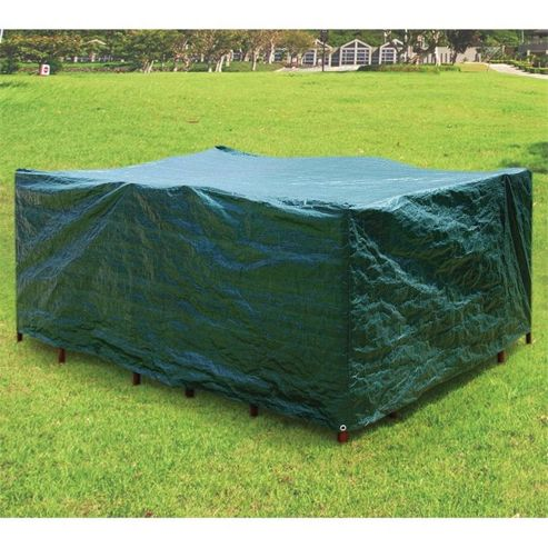 BillyOh Deluxe PE Square Table Set Cover - 1m Square Cover