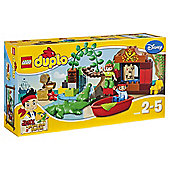 LEGO Duplo Disney Jake And The Neverland Pirates Peter Pans Visit 10526