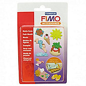 Fimo Push Mould - Holiday