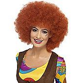 Auburn 60S Afro Wig