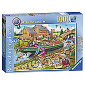 Ravensburger Canal 1000 Piece Jigsaw Puzzle