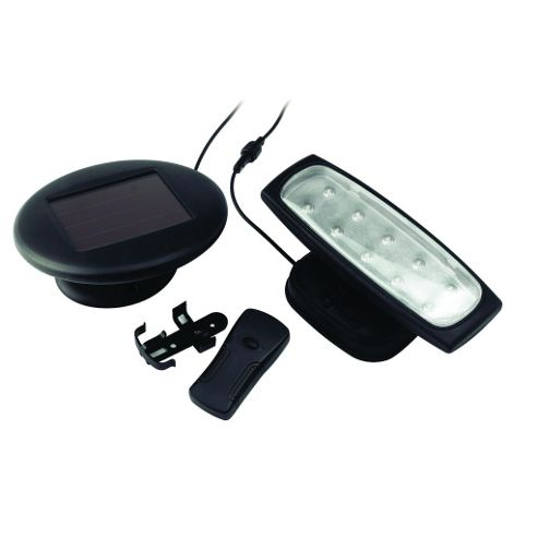 Remote Control Portable Solar Light