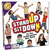 Stand Up Sit Childrens Game