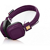 Outdoor Tech Privates Touch Control Wireless Headphones Purple