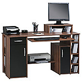 Maja Seattle Walnut Computer Desk