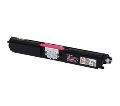 Epson Magenta Toner Cartridge (Yield 1600 Pages) for AcuLaser C1600/CX16 Laser Printers